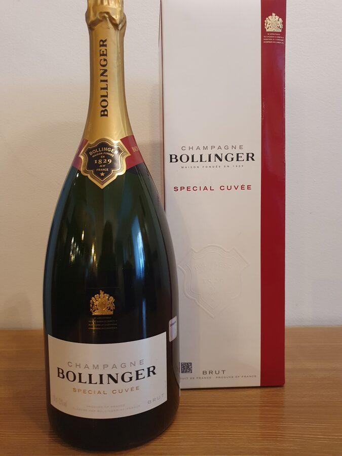 -30% NV Champagne Bollinger, Special Cuvée, Brut, Champagne, France, Magnum 1.5L