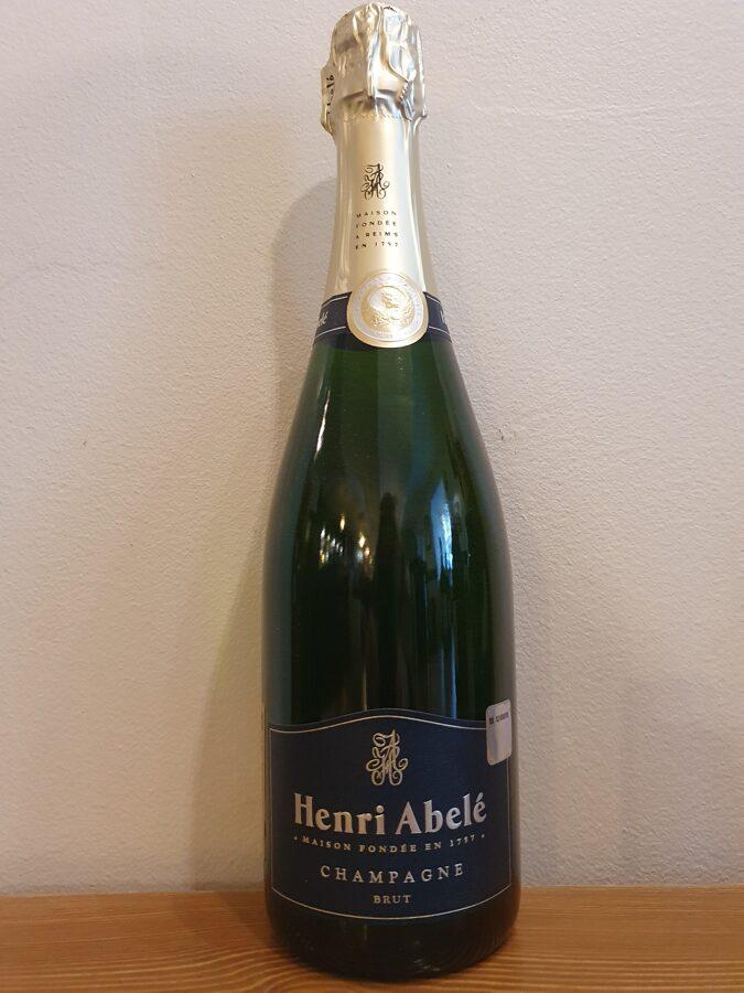 NV Champagne Henri Abelé, Brut, Champagne, France