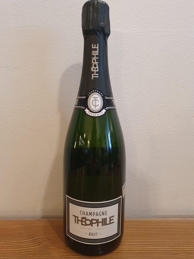 NV Champagne, Théophile, Elabore Par Louis Roederer A Reims, Brut, Champagne, France