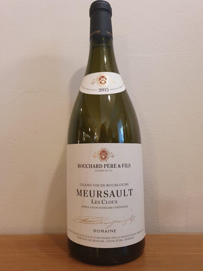 2015 Bouchard Père & Fils, Meursault Les Clous, Bourgogne, France, Magnum 1.5L