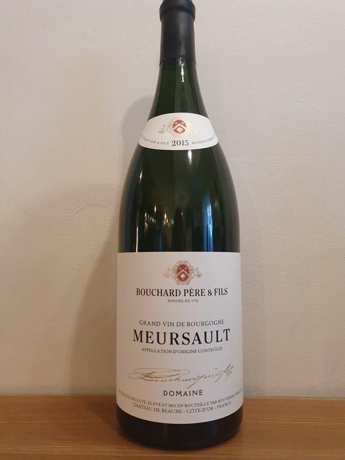 - 30% 2015 Bouchard Père & Fils, Meursault Les Clous, Bourgogne, France, Jéroboam 3.0L