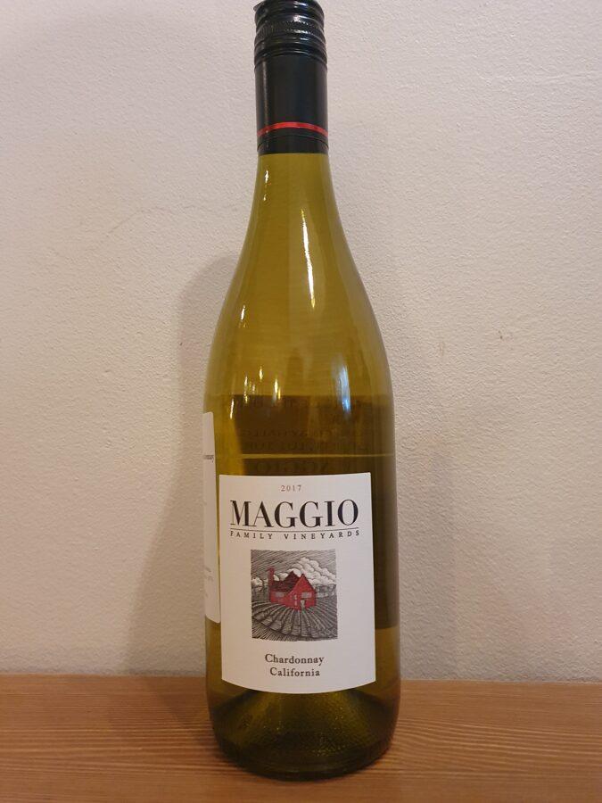 2017 Maggio, Chardonnay, Lodi, California, USA