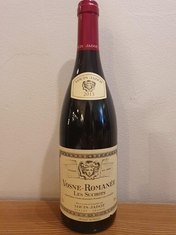 -30% 2013 Louis Jadot, Vosne-Romanée, Les Suchots, Bourgogne, France