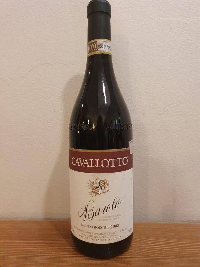2008 Cavallotto, Bricco Boschis, Barolo, Piedmonte, Italy