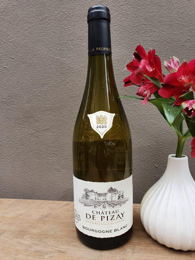 2020 Château de Pizay, Bourgogne Blanc, France
