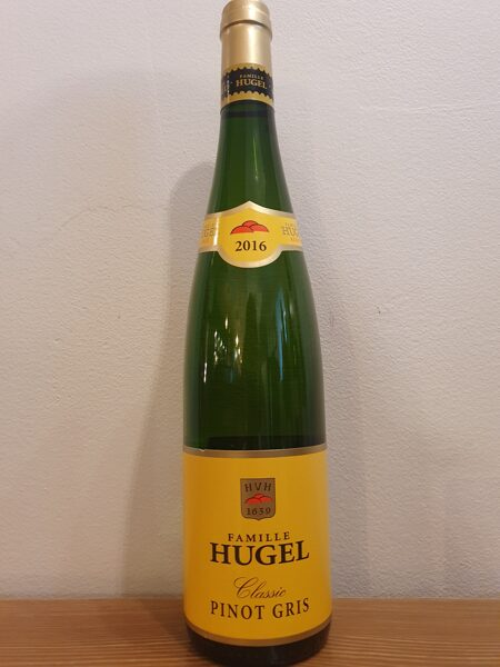 2018 Famille Hugel, Pinot Gris Classic, Alsace, France