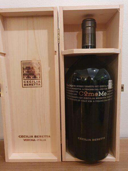 2016 Cecilia Beretta, Come Me, Rosso, Veneto, Italy, Magnum 1.5L